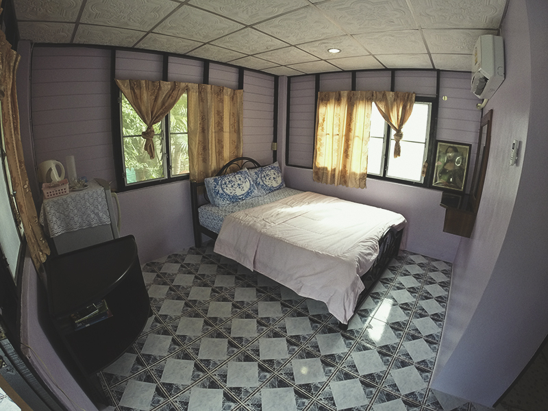 Our room in Leela Valley, Ao Nang, Krabi, Thailand