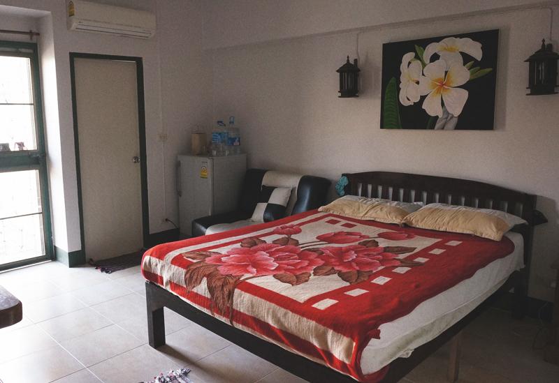Lanna Moon serviced apartments, Chiang Mai, Thailand