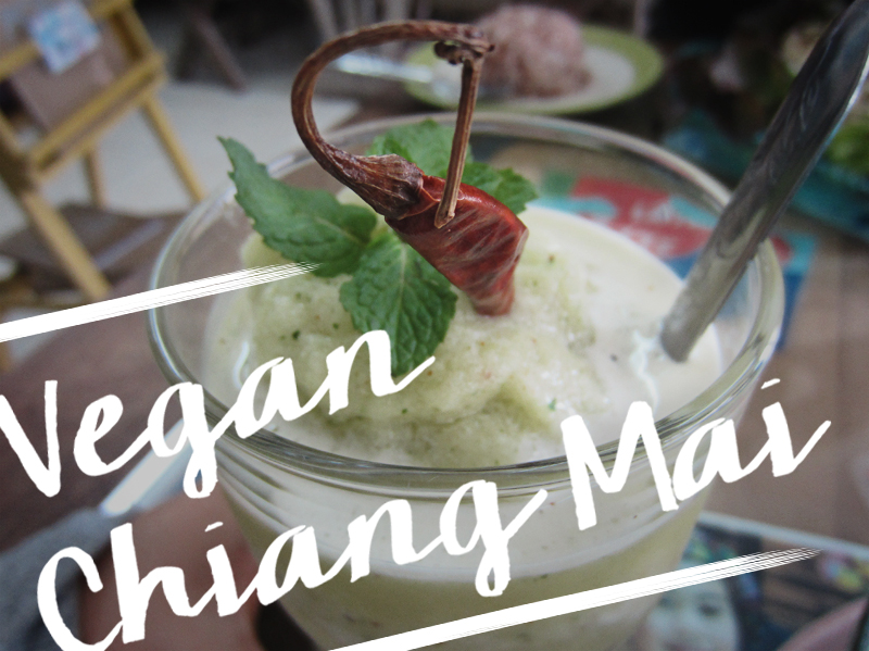 Chiang Mai Vegan Food Guide, the best vegan and vegetarian restaurants in Chiang Mai, Thailand