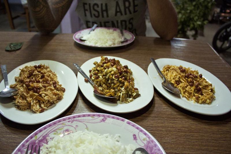 MOE PYAE SAN, vegan and vegetarian restaurant in Bagan, Myanmar (burma)