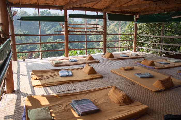 Review of the Sunshine Village Thai Massage Course in the Lahu Village, Chiang Mai, Thailand.