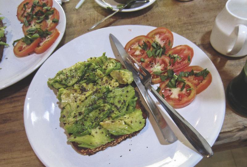 Zest in Patnem vegan and vegetarian food in Agonda, Goa