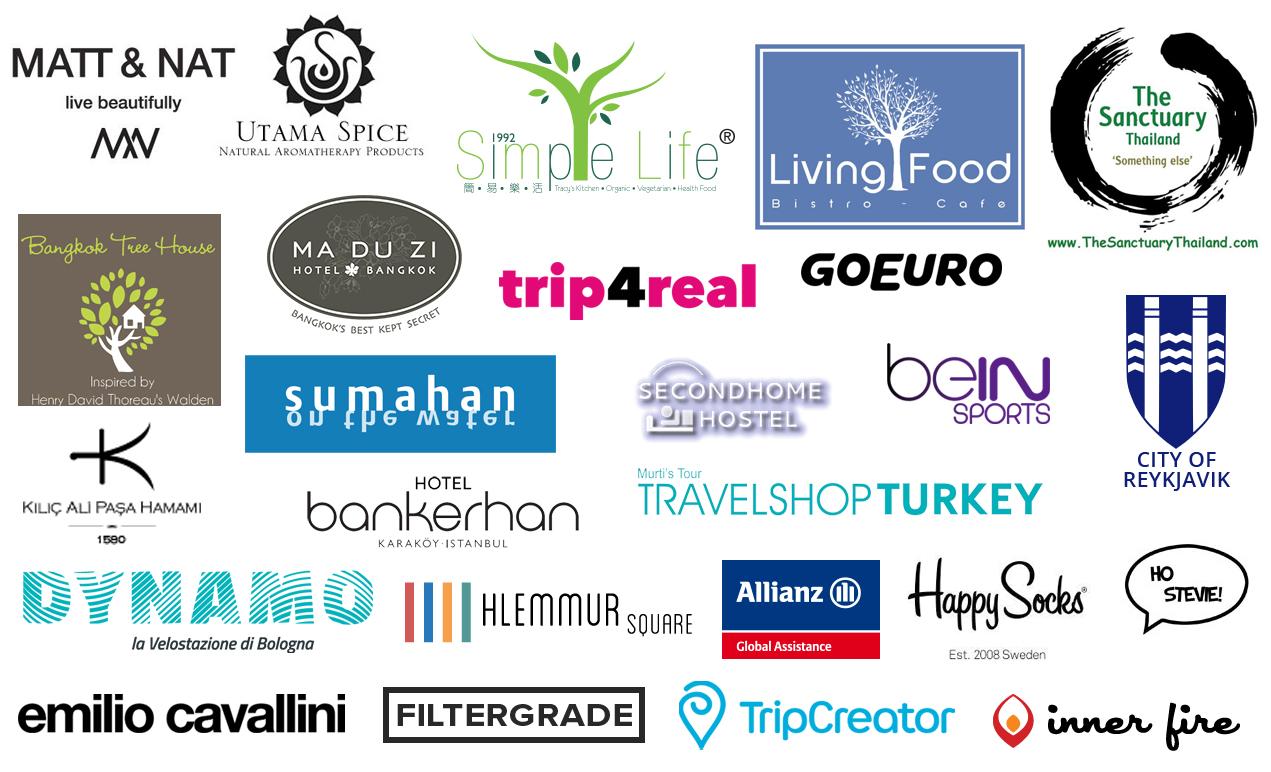 travel blog pr brand partnership sponsor