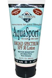 All Terrain Natural Sunscreen Review