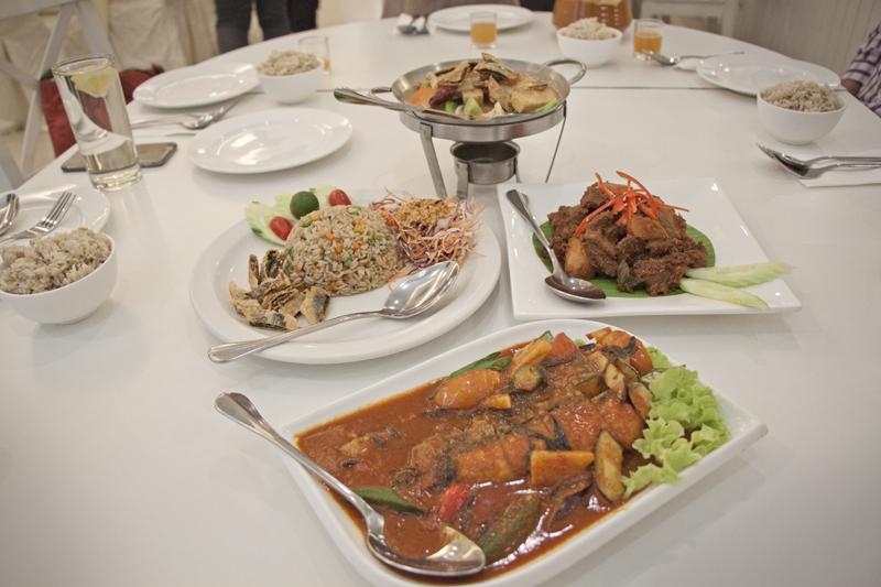 Vegan and vegetarian food guide Kuala Lumpur - Chef Low