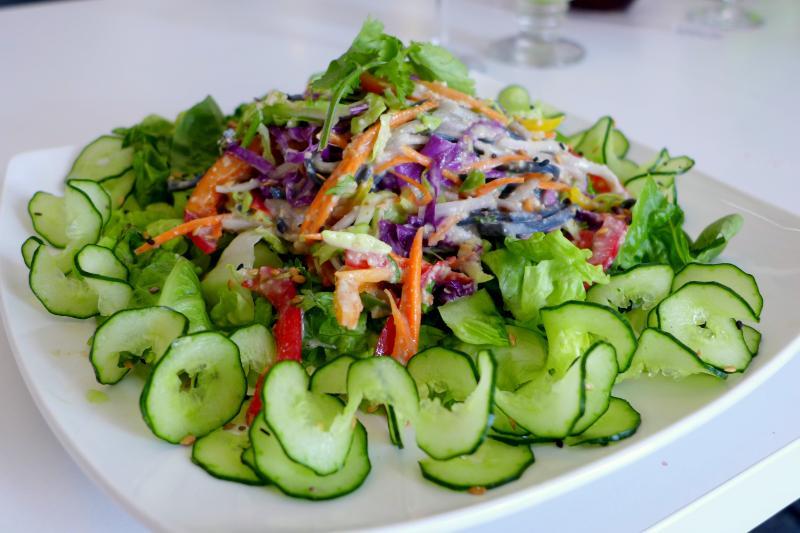 Vegan and vegetarian food guide Kuala Lumpur - Ecogreen Organic.