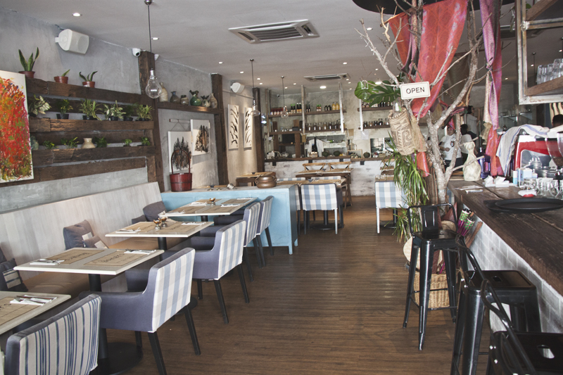 Ashley's By Living Food Review, Kuala Lumpur, Malaysia. Vegetarian and Vegan Food.