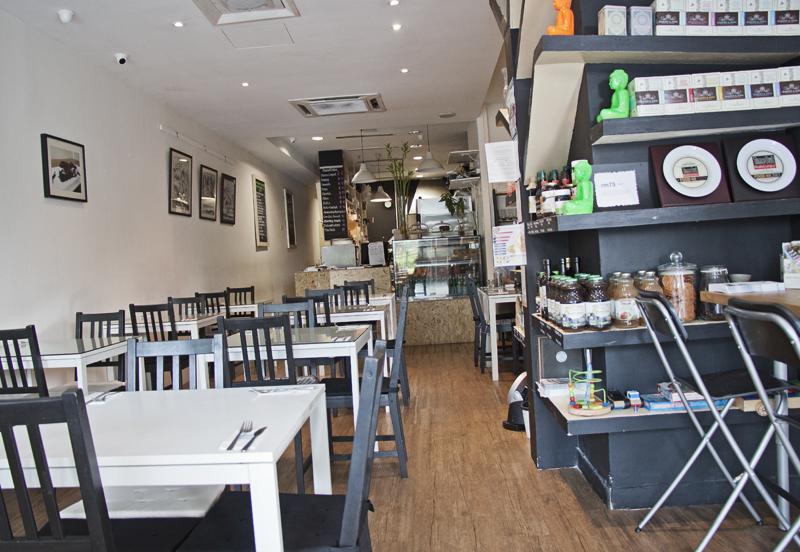 Living Food Bistro & Cafe Review, Kuala Lumpur, Malaysia. Vegetarian and Vegan Food.