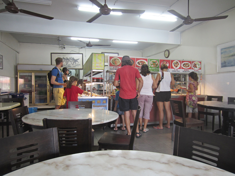 Vegan and Vegetarian Food Guide to Malacca - Hui Yuan. CHIN HUA VEGETARIAN FOOD