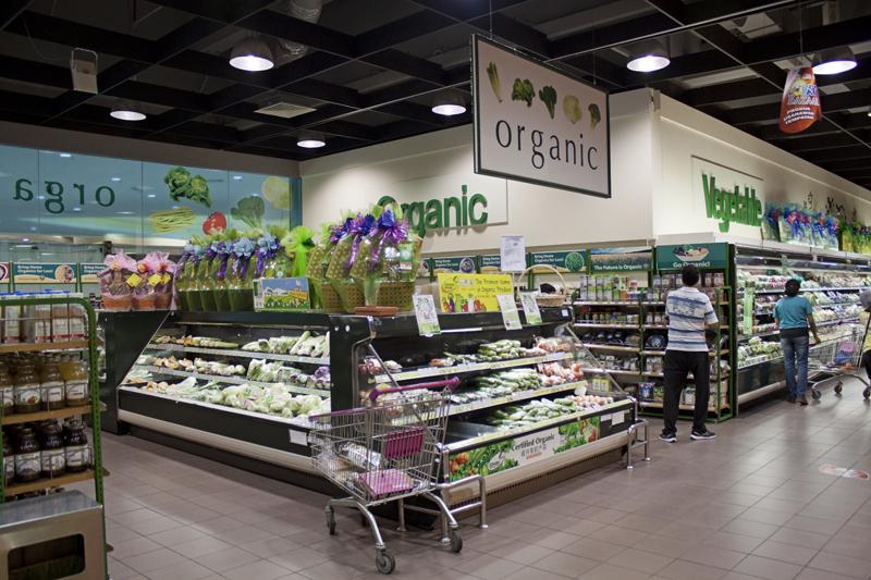 Vegan and Vegetarian Food Guide to Malacca - Aeon Bandaraya Melaka