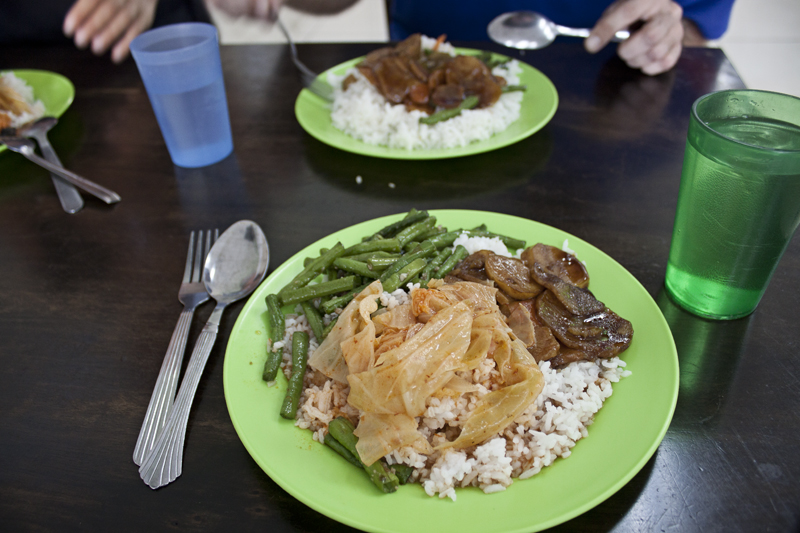 Vegan and Vegetarian Food Guide to Malacca - Fo Kwang