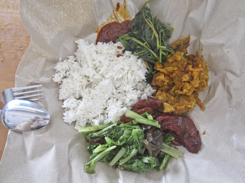 Vegan and Vegetarian Food Guide to Malacca - Hui Yuan