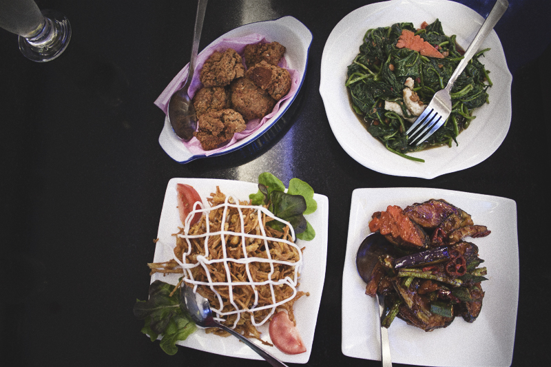 Vegan Guide to Malacca - Man Yuan Fang