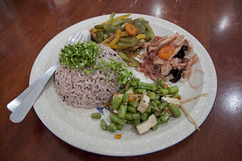 Vegan and Vegetarian Food Guide to Malacca - New Century