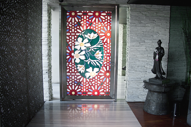 Where to Stay in Bangkok: The Maduzi Hotel. Small, affordable luxury accomodation.