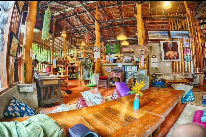 art cafe koh phangan