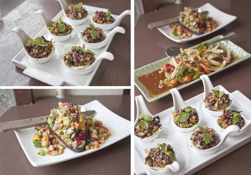 may veggie vegan restaurant, bangkok, thailand