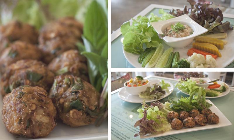 Salada organic kitchen, Bangkok Thailand