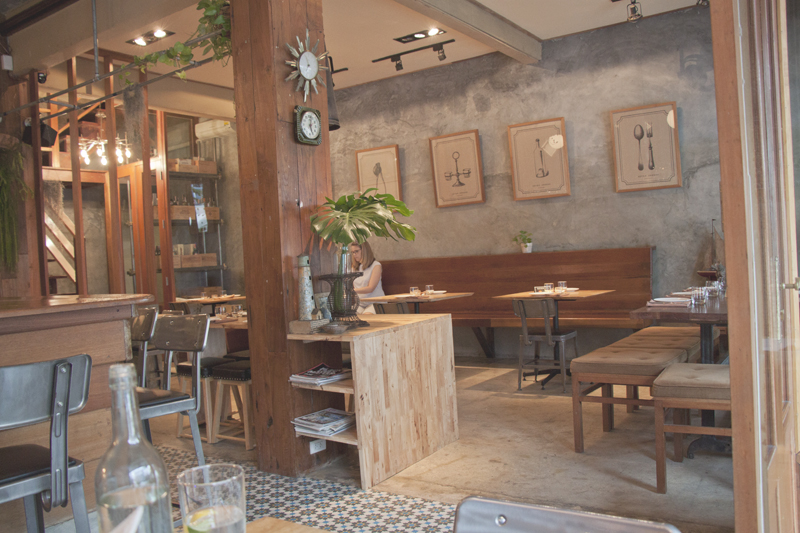 Seven spoons restaurant Bangkok, vegan and vegetarian friendly