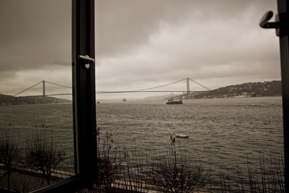 Sumahan on the water Istanbul hotel review Turkey