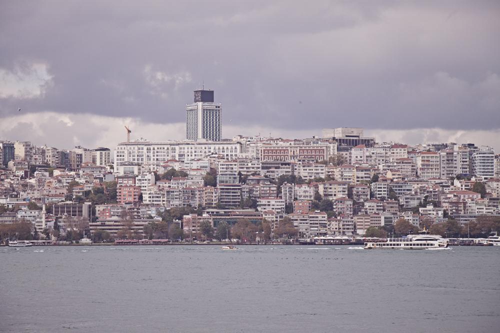 Bosphorus Cruise, Istanbul, Turkey