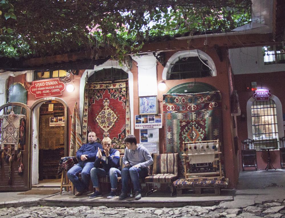 Istanbul, Turkey, Mostly Amelie