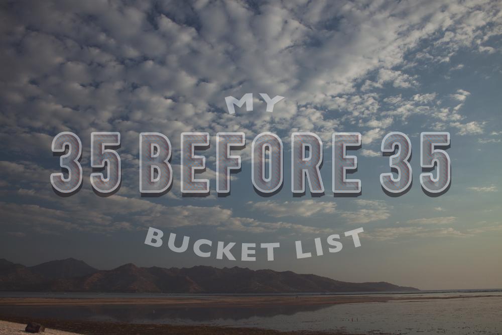 2016 travel bucket list