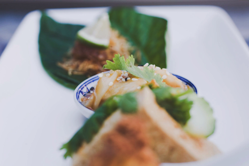 chu chai thai vegan restaurant in montreal, quebec, canada