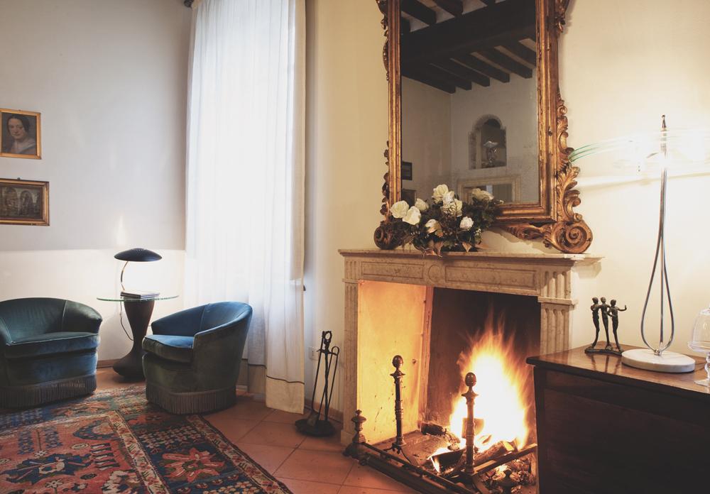 Al Battistero d'Oro Parma Italy, best hotel