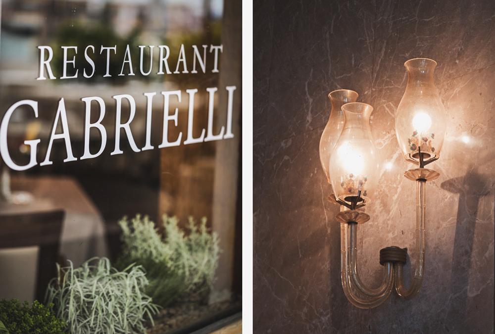 restaurant hotel gabrielli venice