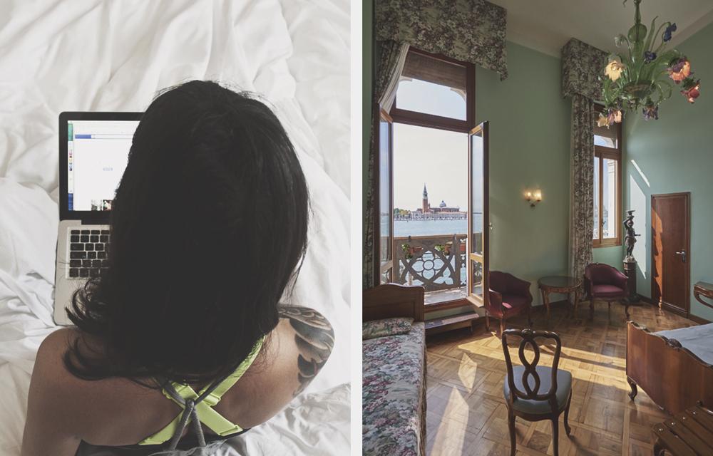 hotel gabrielli riverfront room