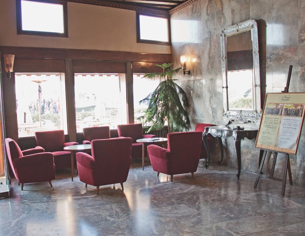 hotel gabrielli venice lobby