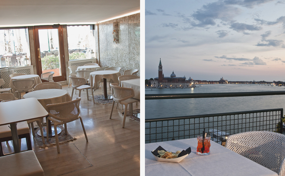 hotel gabrielli venice rooftop terrace and bar