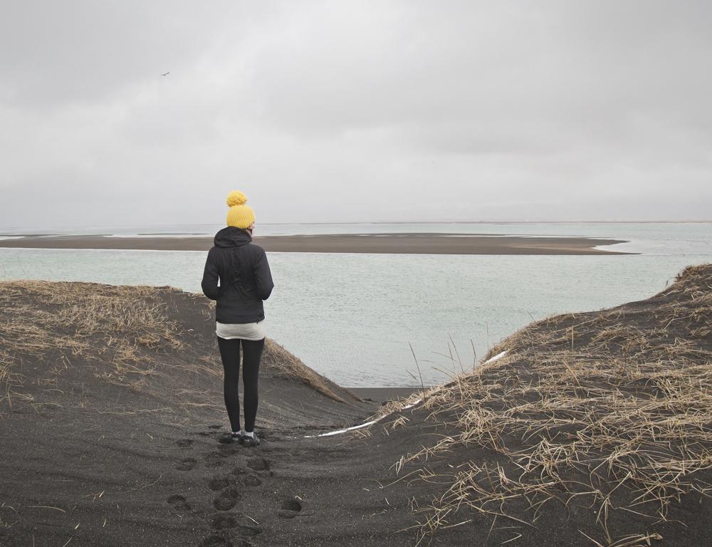 Black sand Iceland