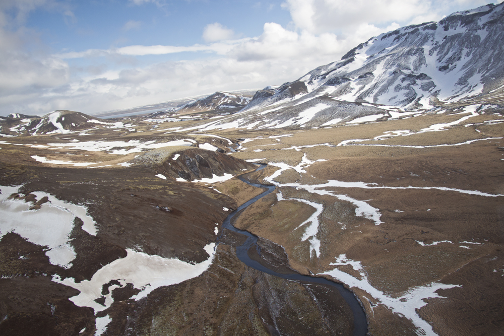 norðurflug helicopter tour Reykjavik
