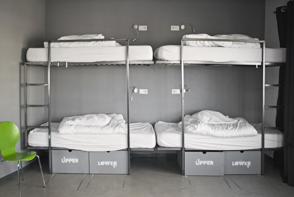 hlemmur square hostel female dorm