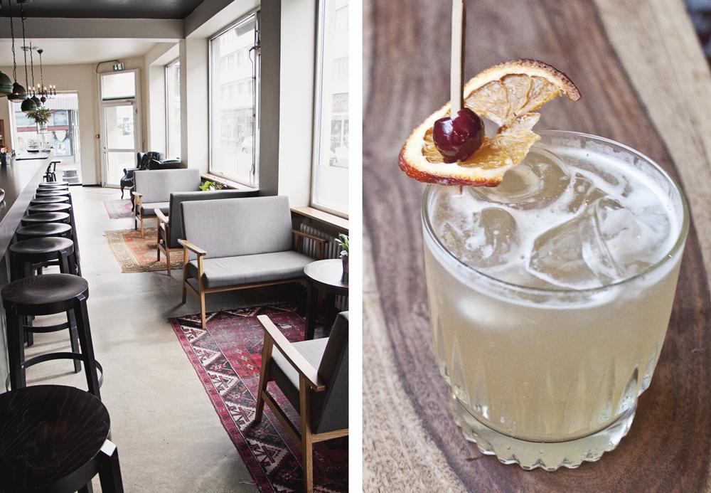 hlemmur square reykjavik bistro cocktail bar