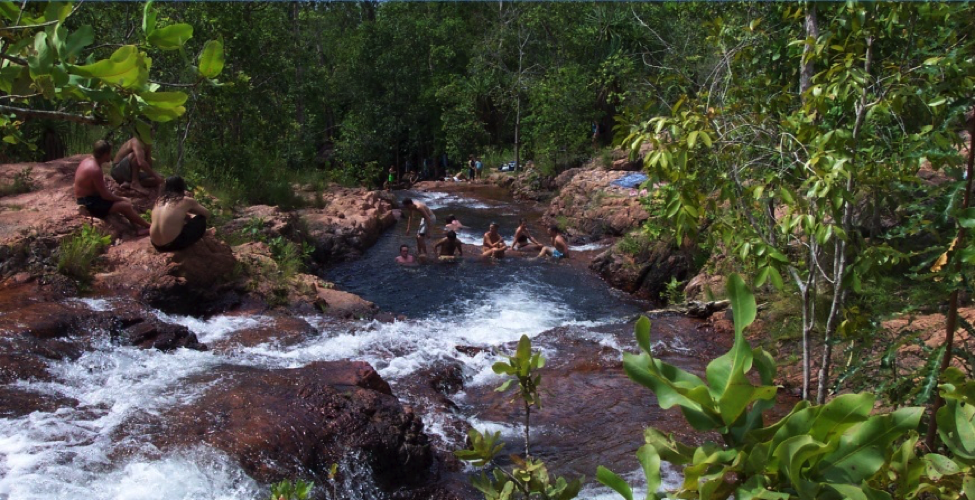 Buley Rockhole in Litchfield National Park Photo Credit: NorthernTerritory.com