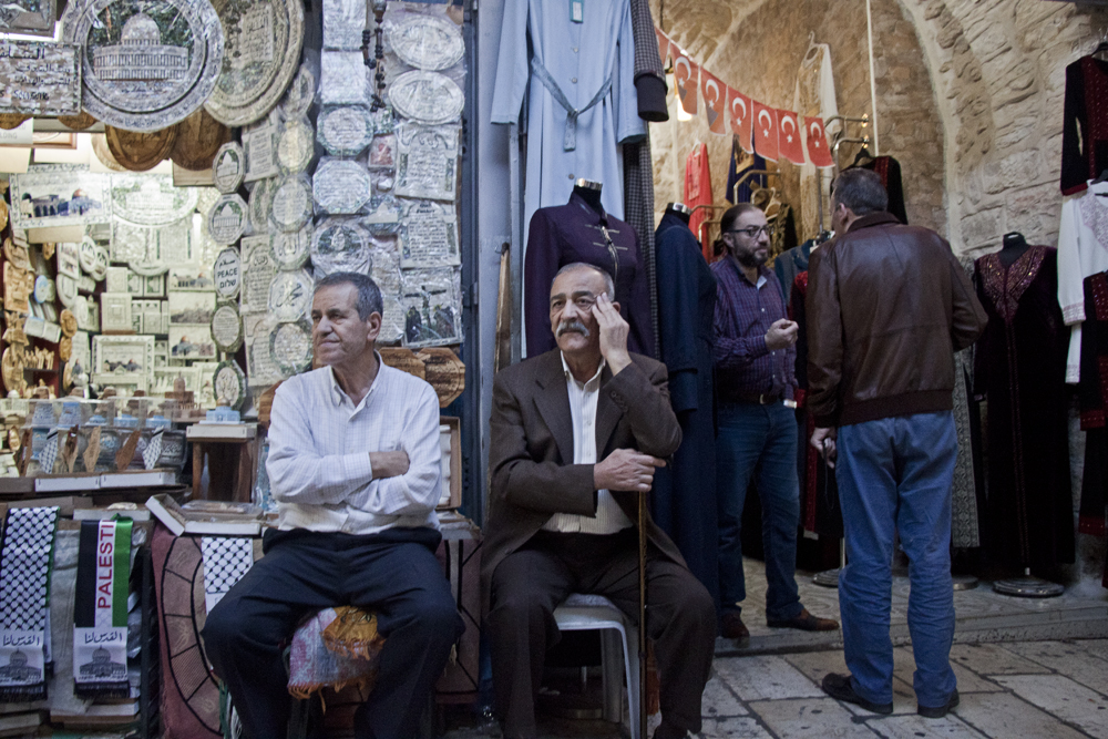 jerusalem arab market