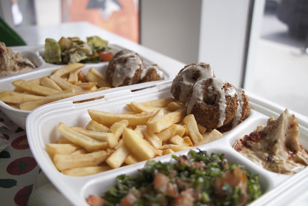 super falafel vegan restaurant bucharest