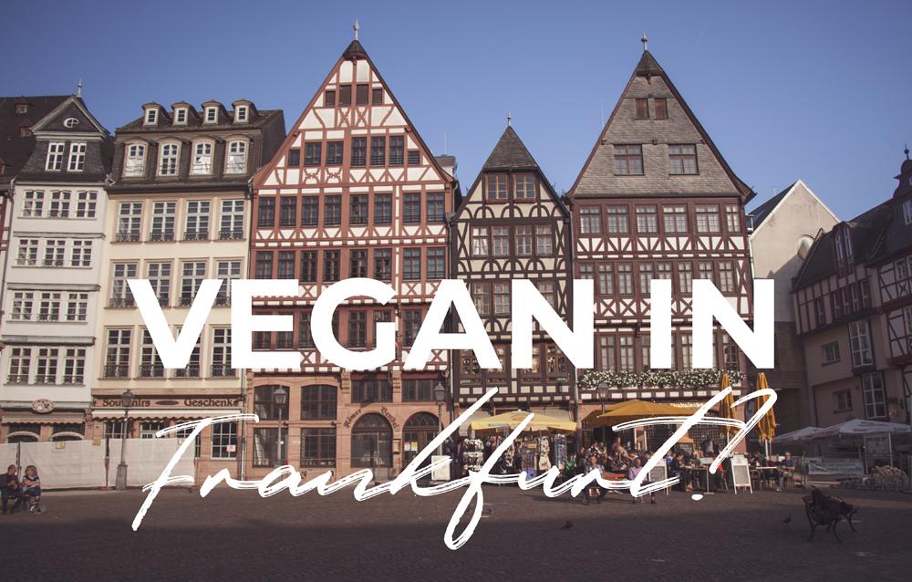 vegan frankfurt