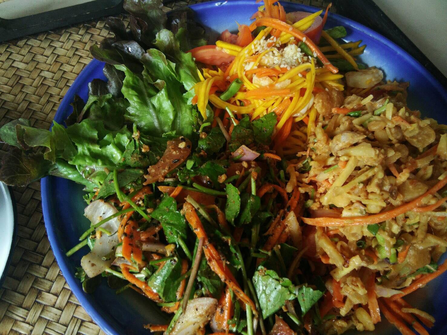Free Bird Cafe Chiang Mai Vegan