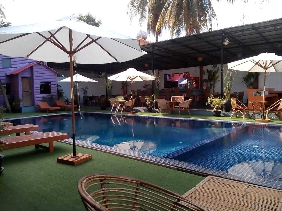 guesthouses in Siem Reap