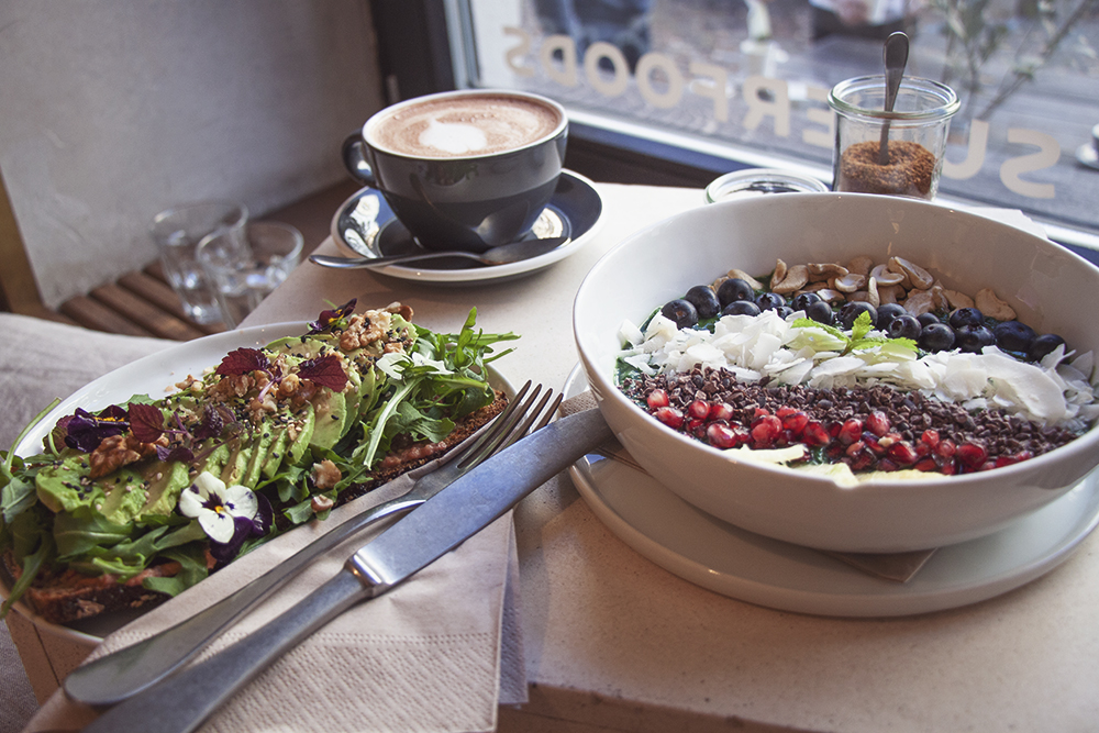The Healthy and Green Food Guide to Berlin - Mostly Amélie Mostly Amélie