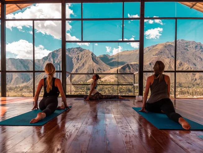 mindfulness retreat in peru